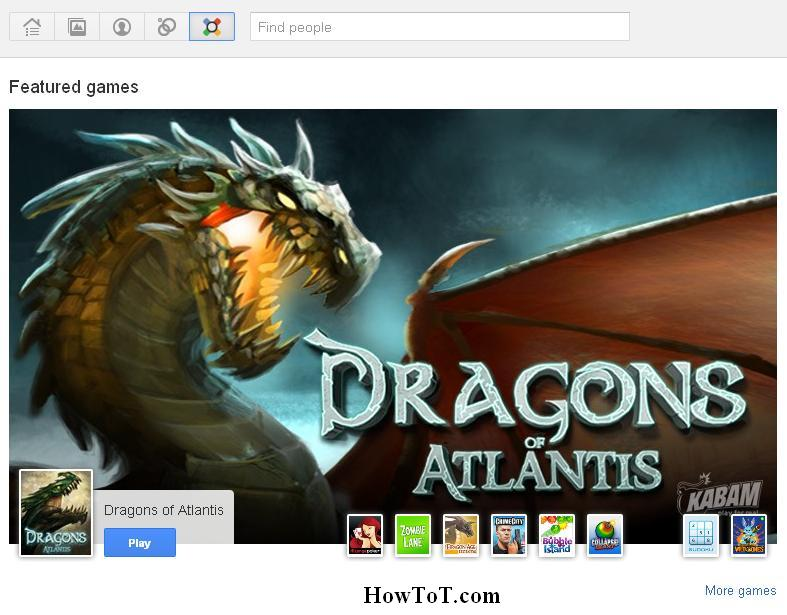 How To Play Games In Google Plus