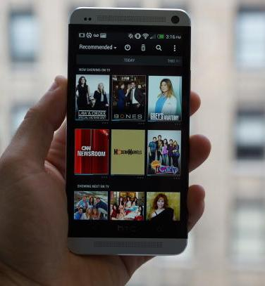 How to control your TV using HTC One