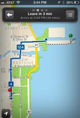 You won't lose your way around town;Transit App is here