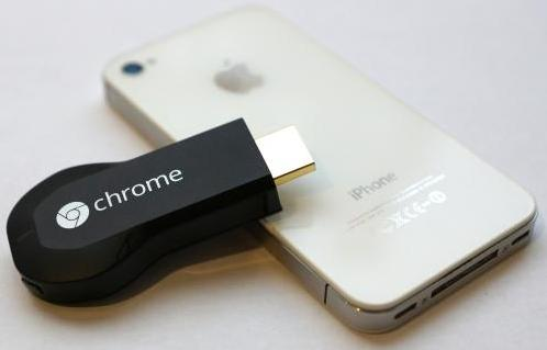 How to use your iOS device to manage Chromecast