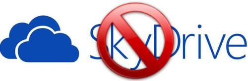 How to stay clear of Skydrive Integration in Windows 8.1