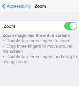 How to use the zoom feature in Instagram on iPhone