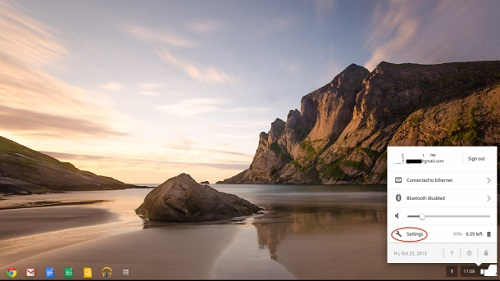 Advices while move on to a chromebook