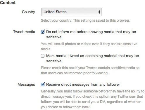 How to get Direct Messages on Twitter