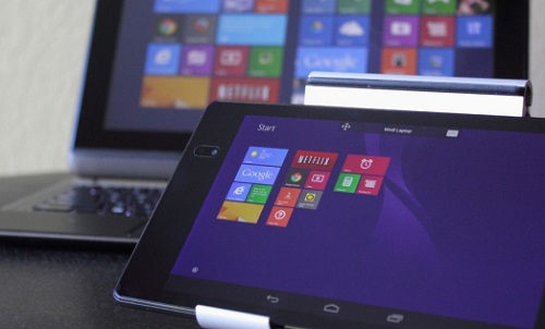 How to remotely connect your PC with an Android device
